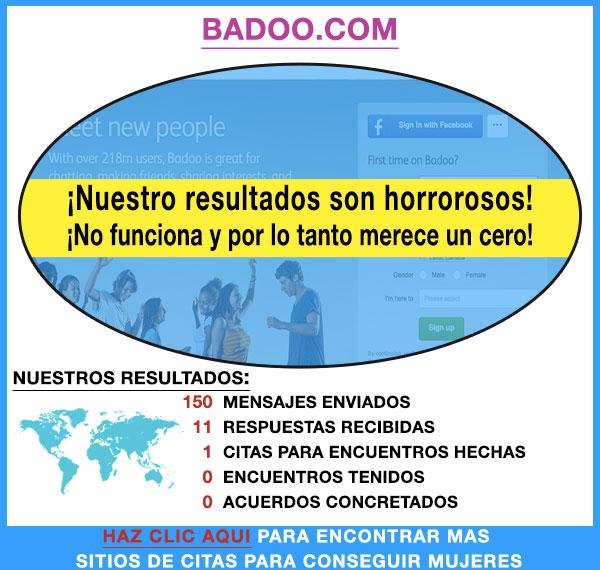 Demostracion de Badoo.com