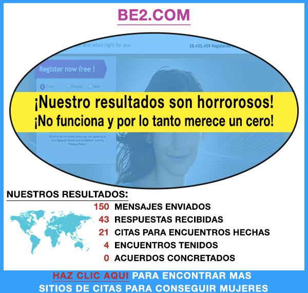 Demostracion de Be2.com