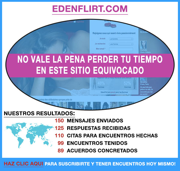 Demostracion de Edenflirt.com