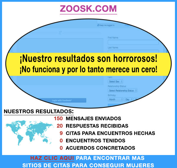 Demostracion de Zoosk.com