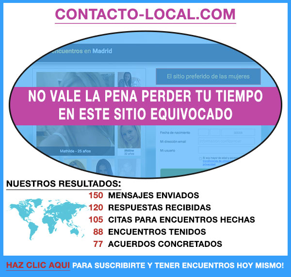 Demostracion de Contacto-Local.com