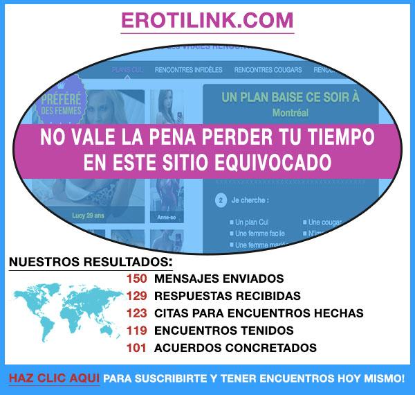 Demostracion de ErotiLink.com