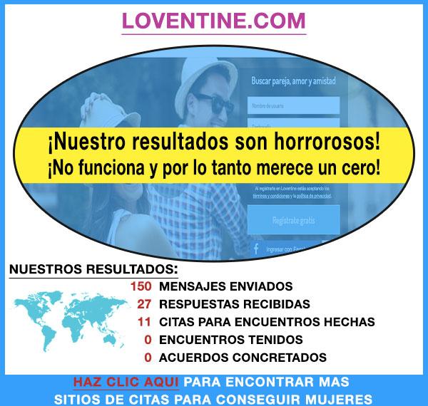 Demostracion de Loventine.com