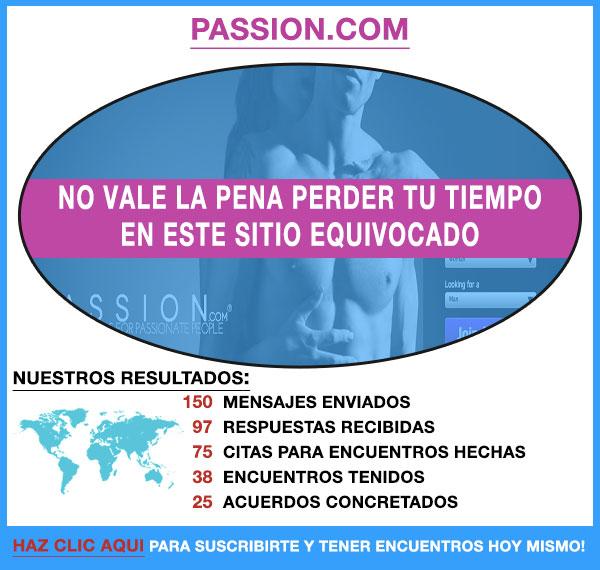 Demostracion de Passion.com