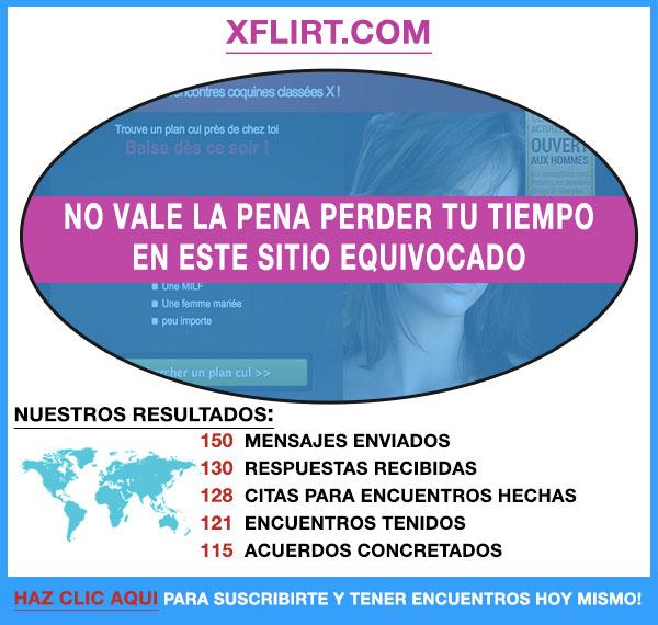Demostracion de Xflirt.com